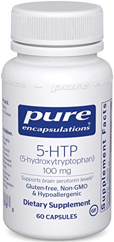 Pure Encapsulations 5-HTP 100 mg |...