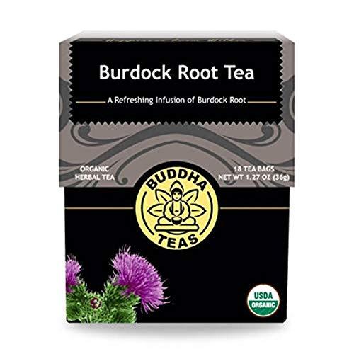 Organic Burdock Root Tea - Kosher,...