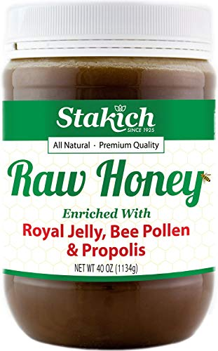 Stakich ROYAL JELLY BEE POLLEN...