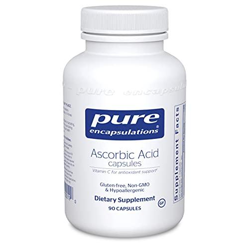 Pure Encapsulations Ascorbic Acid...