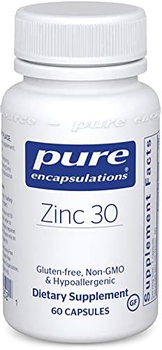 Pure Encapsulations Zinc 30 mg |...