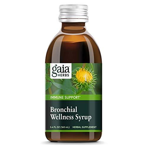 Gaia Herbs, Bronchial Wellness...
