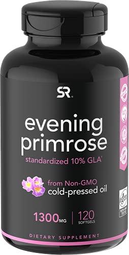 Evening Primrose Oil (1300mg) 120...