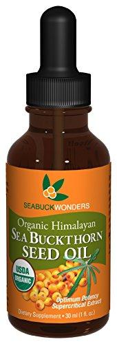 Sea Buckthorn Seed Oil -100%...