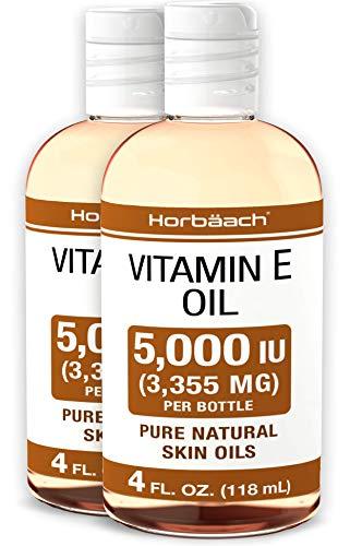 Natural Vitamin E Oil 5000 IU | 8...