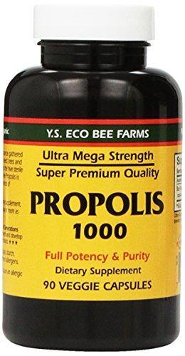 Propolis-Raw Unprocessed 1000mg...