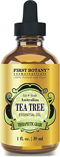 100% Pure Australian Tea Tree...