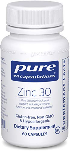 Pure Encapsulations Zinc 30 mg |...