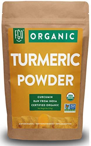 Organic Turmeric Root Powder w/...
