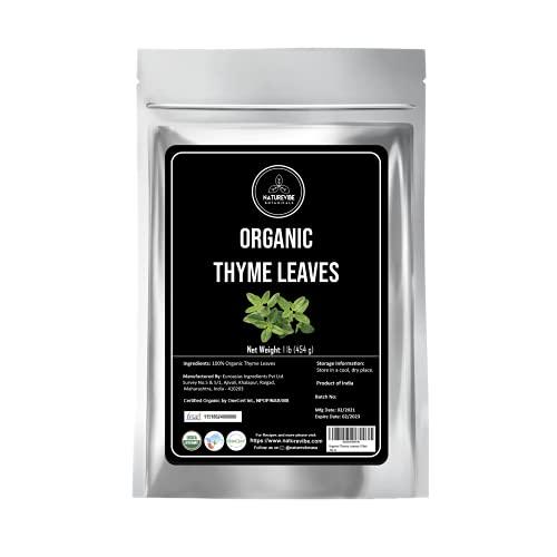Naturevibe Botanicals Organic Thyme...