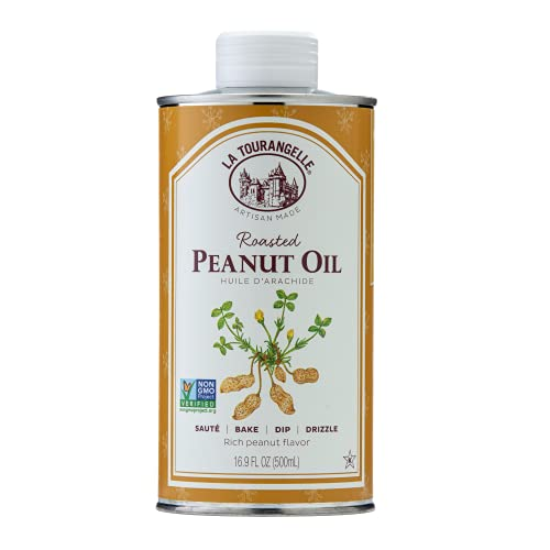 La Tourangelle, Roasted Peanut Oil,...