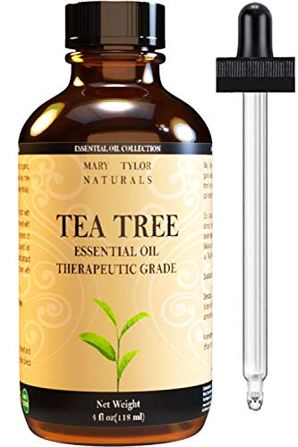 Tea Tree Essential Oil (4 oz), 100%...