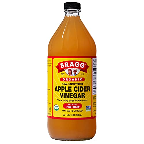 Bragg Organic Raw Apple Cider...