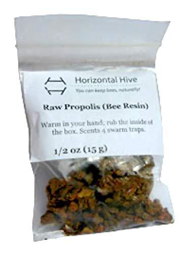 Horizontal Hive Raw Propolis Bee...