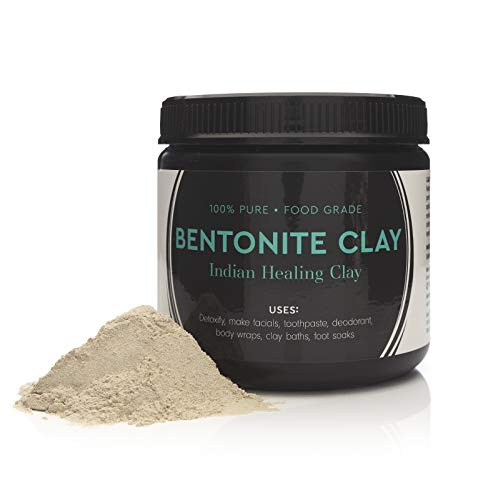 Food Grade Sodium Bentonite Clay -...