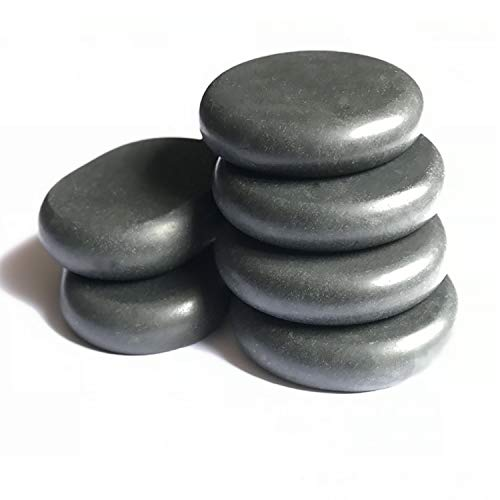 Hot Stones - 6 Large Essential...