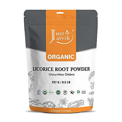Just Jaivik 100% Organic Licorice...