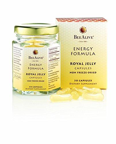 BEEALIVE Royal Jelly Energy Formula...
