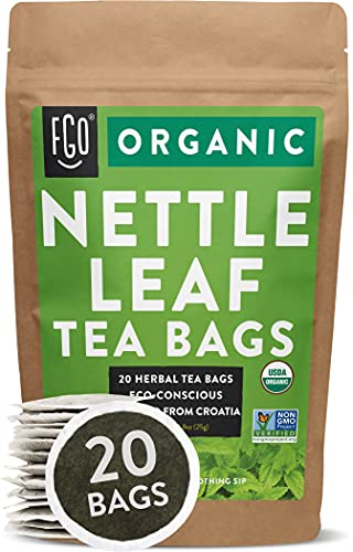 Organic Nettle Leaf Tea Bags   20...