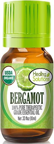 Organic Bergamot Essential Oil...