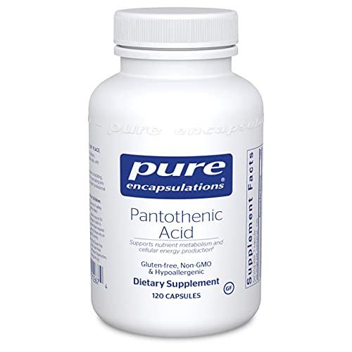 Pure Encapsulations - Pantothenic...