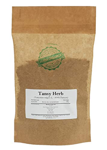 Tansy Herb - Tanacetum Vulgare L #...