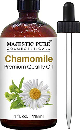 Majestic Pure Chamomile Oil,...