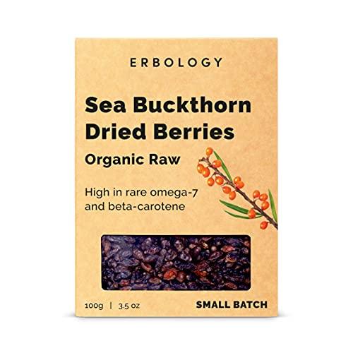 Organic Sea Buckthorn Dried Berries...