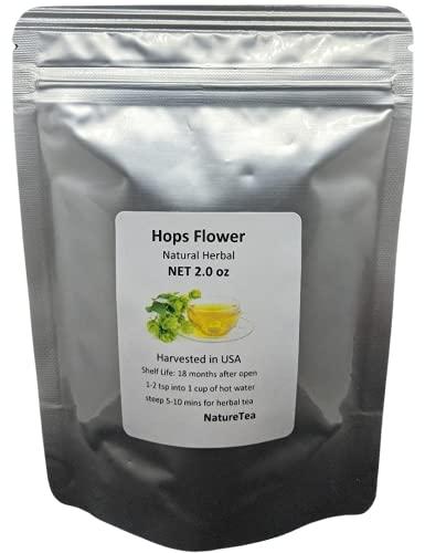 Hops Flowers - Dried Humulus...