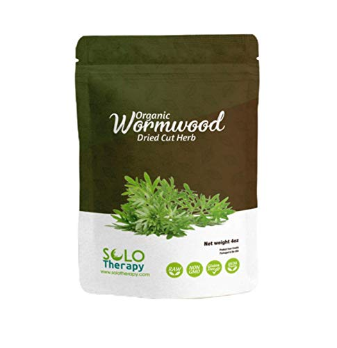 Certified Organic Wormwood Dried...