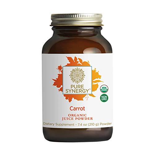 Pure Synergy Carrot Juice   7.4 oz...