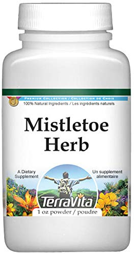 Mistletoe Herb Powder (1 oz, ZIN:...