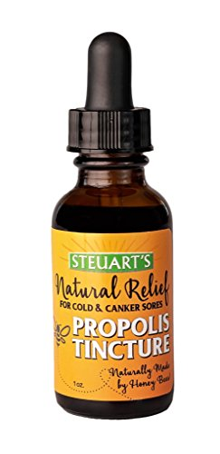 Steuart's Propolis Tincture 1oz. No...