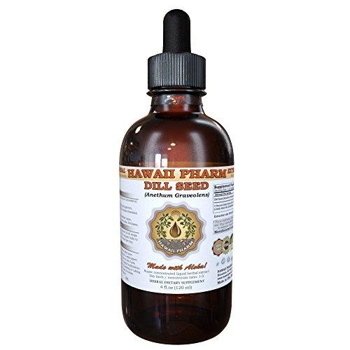 Dill Seed Liquid Extract, Organic...