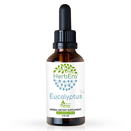 Eucalyptus B60 Alcohol-Free Herbal...