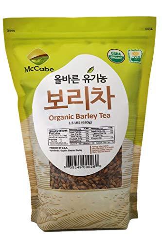 McCabe Organic Barley Tea, 1.5 lb...