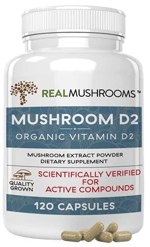 Mushroom-Based Vitamin D2...