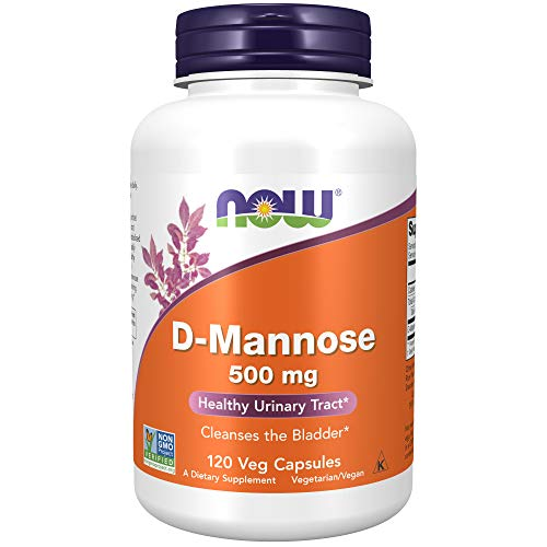 NOW Foods Supplements, D-Mannose...