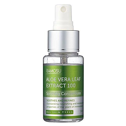 Aloe Vera Leaf Extract 100 (50ml)