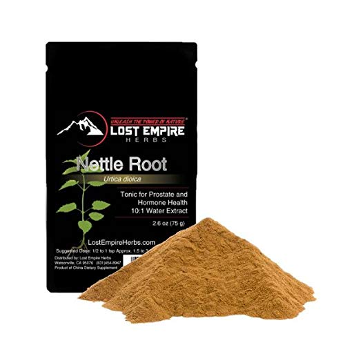 Stinging Nettle Root Extract (75g)...