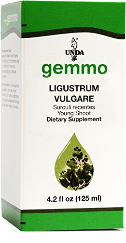 UNDA Gemmo Therapy - Ligustrum...