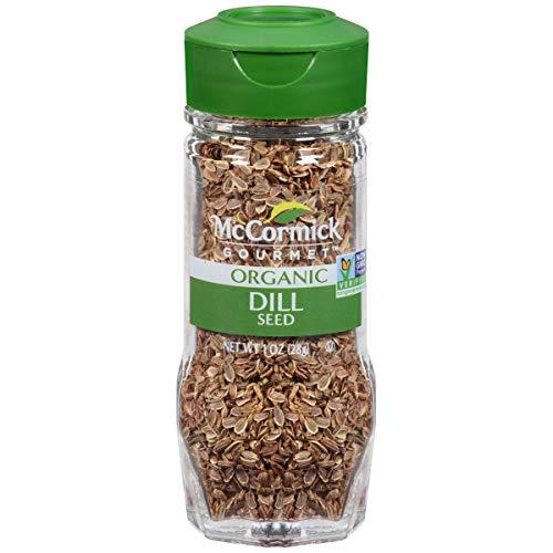 McCormick Gourmet Organic Dill...