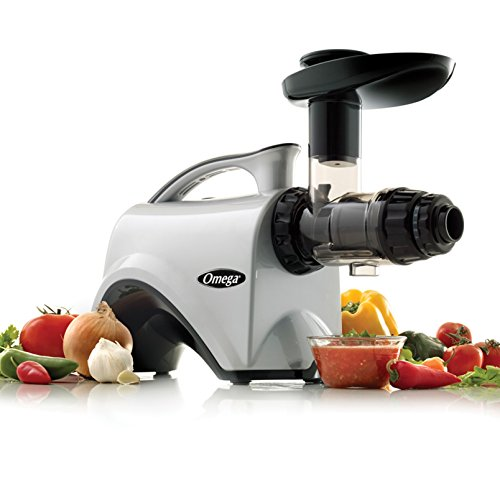 Omega NC800HDS Juicer Extractor and...