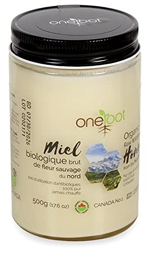ONEROOT Certified Organic Honey -...