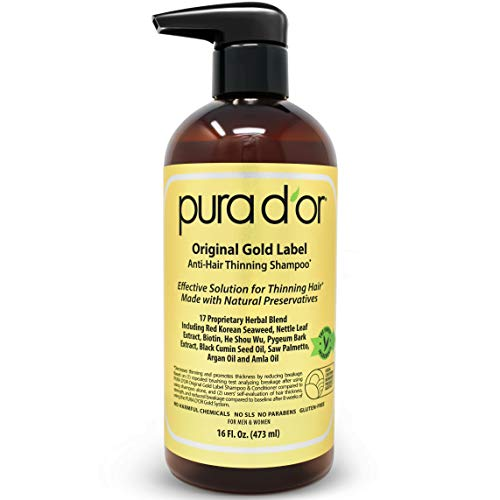 PURA D'OR Original Gold Label...