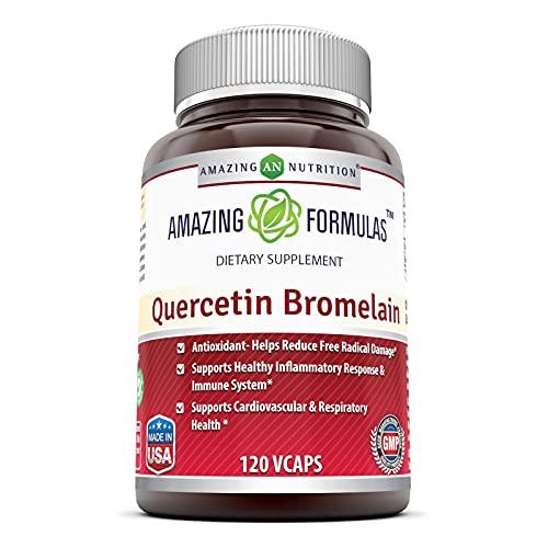 Amazing Nutrition- Quercetin 800 Mg...