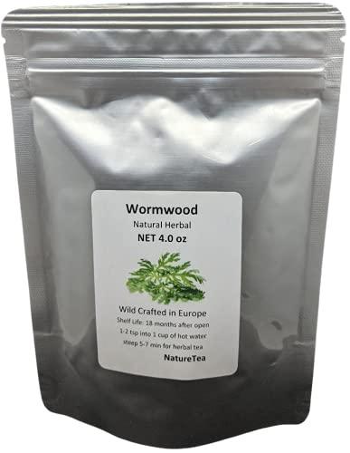 Wormwood - Artemisia absinthium...
