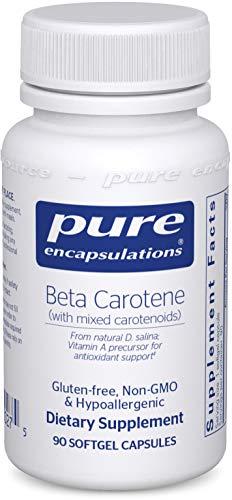 Pure Encapsulations - Beta Carotene...
