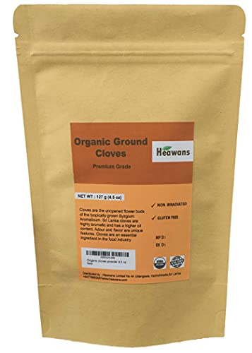 Heawans Organic premium grade clove...