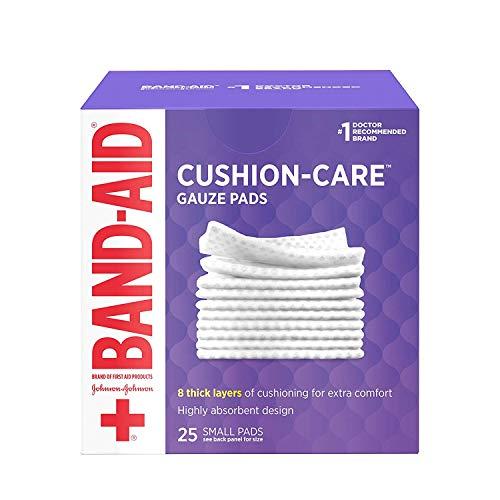 Band-Aid Brand Cushion Care Sterile...